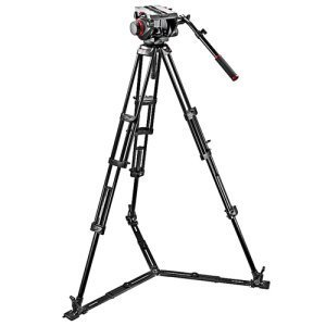 MANFROTTO 509 hd + 546 gb